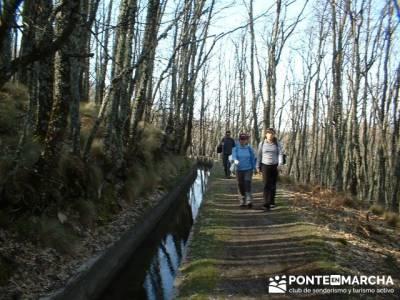 Turismo Activo - Valle del Ambroz y Candelario; agencias de senderismo madrid